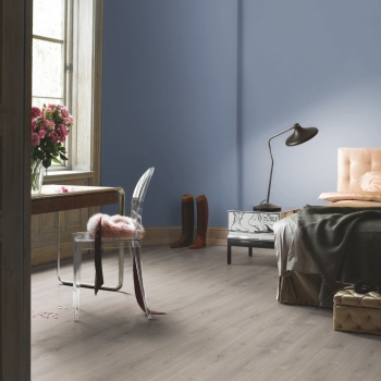 Parador Trendtime 6 Oak Mistral Grey Natural Texture Laminate Flooring
