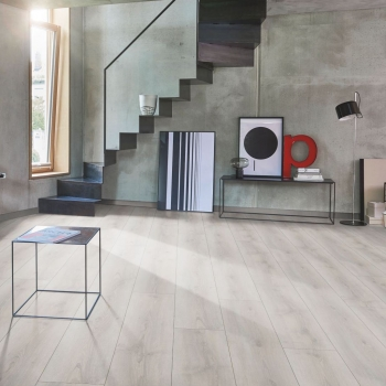 Parador Trendtime 6 Oak Askada White Limed Natural Laminate Flooring