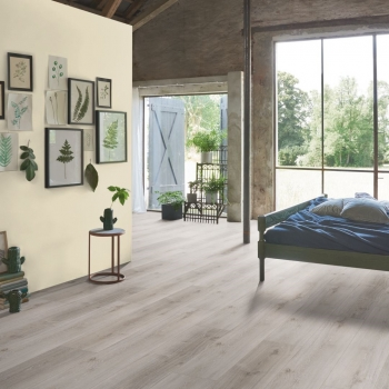 Parador 5.3 Oak Grey Whitewashed SPC Rigid Click Vinyl