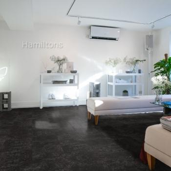 Parador Trendtime 5 Granite Anthracite SPC Rigid Click Vinyl Flooring