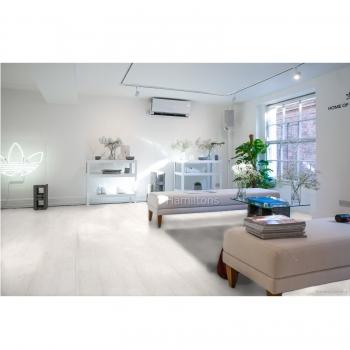 Parador Trendtime 8 Symphony White SPC Rigid Click Vinyl Flooring