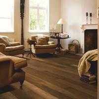 Quickstep Castello Havana Smoked Oak Matt Engineered Wood Flooring