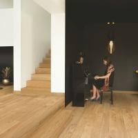 Quickstep Castello Natural Heritage Oak Matt Engineered Wood Flooring