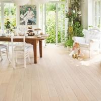 Quickstep Castello Polar Oak Matt Engineered Wood Flooring