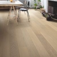Quickstep Castello Silk Oak Extra Matt Engineered Wood Flooring