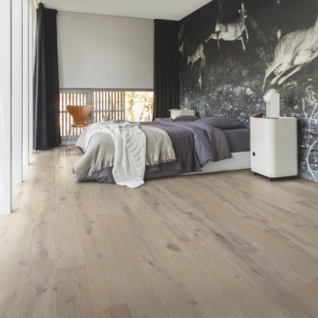 Quickstep Compact Dusk Oak Oiled Engineered Wood Flooring