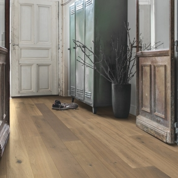 Quickstep Compact Nutmeg Oak Oiled Engineered Wood Flooring