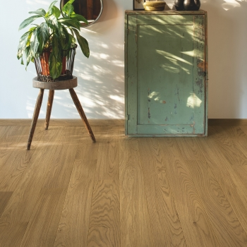 Quick-Step Compact Light Chestnut Oak Extra Matt