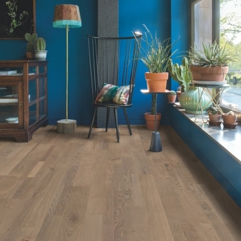 Quickstep Variano Royal Grey Oak Oiled Engineered Wood Flooring