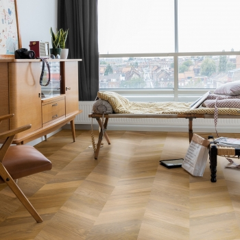 Quickstep Intenso Traditional Oak Oiled Engineered Wood Flooring