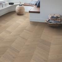Quick-step Intenso Oak Eclipse Oiled Chevron Engineered Wood Flooring