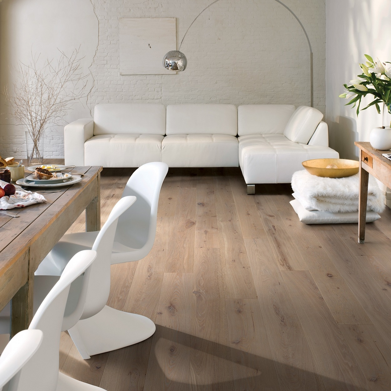 Quickstep Palazzo Blue Mountain Oak Engineered Wood Flooring PAL3094S