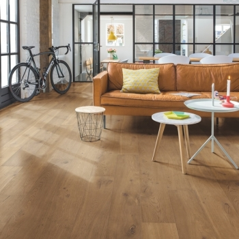 Quick-step Palazzo Cinnamon Oak Engineered Wood Flooring PAL3096S