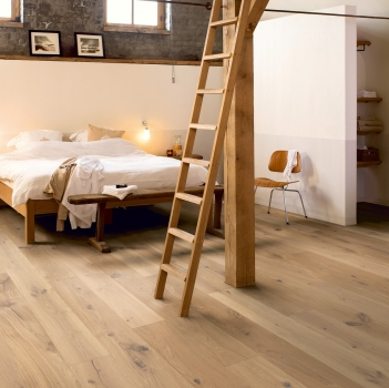 Quickstep Palazzo Country Raw Oak Engineered Wood Flooring PAL3097S