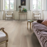 Quick-step Palazzo Frosted Oak Oiled Engineered Wood Flooring PAL3092S