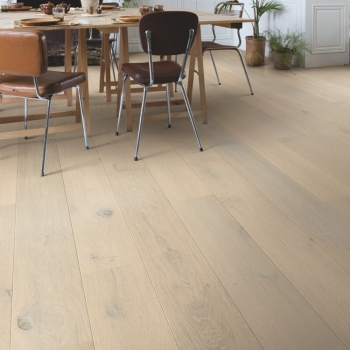 Quick-step Palazzo Frozen Oak Engineered Wood Flooring PAL3562S
