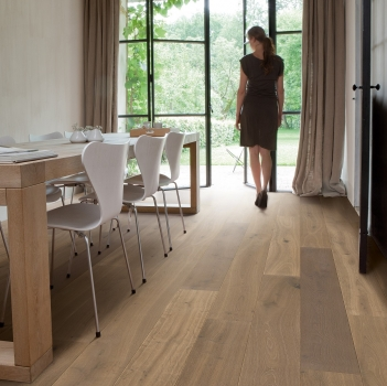 Quickstep Palazzo Latte Oak Oiled Engineered Wood Flooring PAL3885S