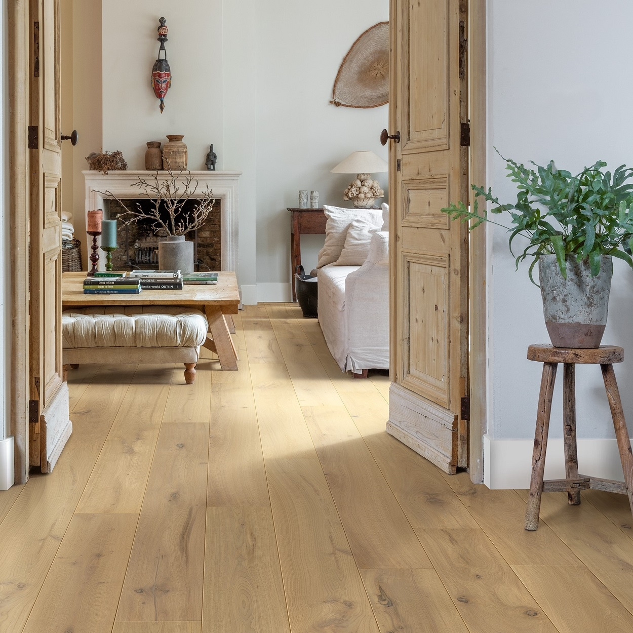 Quick-step Palazzo Summer Oak Engineered Wood Flooring PAL3886S