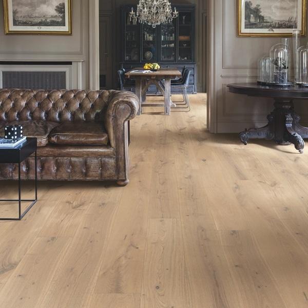 Quick-step Imperio Genuine Oak Extra Matt Engineered Wood Flooring