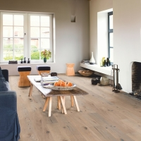 Quick-step Imperio Nougat Oak Oiled Engineered Wood Flooring