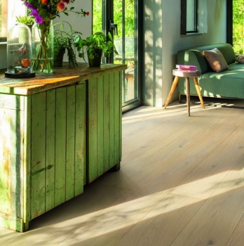 Quick-Step Imperio Angelic White Oak Extra Matt