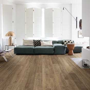 Quick-Step Eligna Riva Oak Brown Waterproof Laminate Flooring EL3579