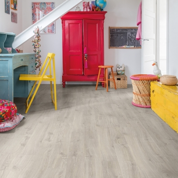 Quick-Step Eligna Newcastle Oak Grey Laminate Flooring EL3580