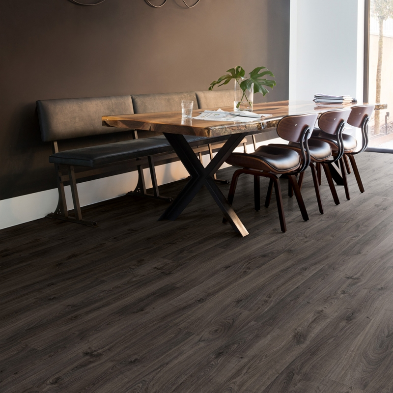 Quick Step Eligna Newcastle Oak Dark Waterproof Laminate Flooring