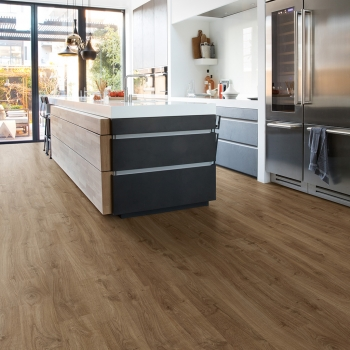 Quick-Step Eligna Newcastle Oak Brown Laminate Flooring EL3582