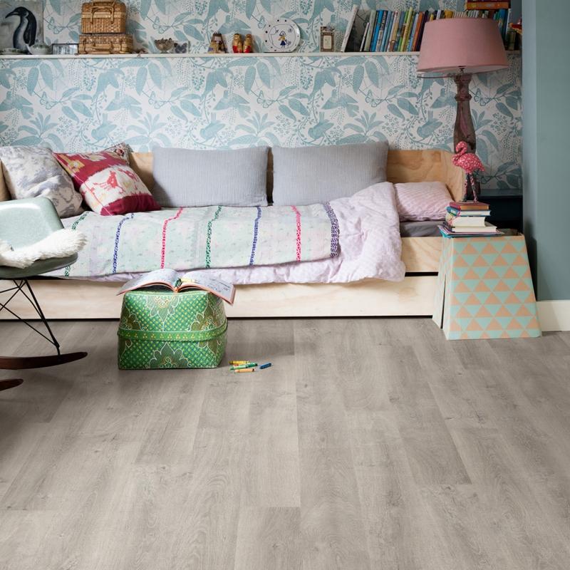 Quick Step Eligna Venice Oak Grey Waterproof Laminate Flooring El3906