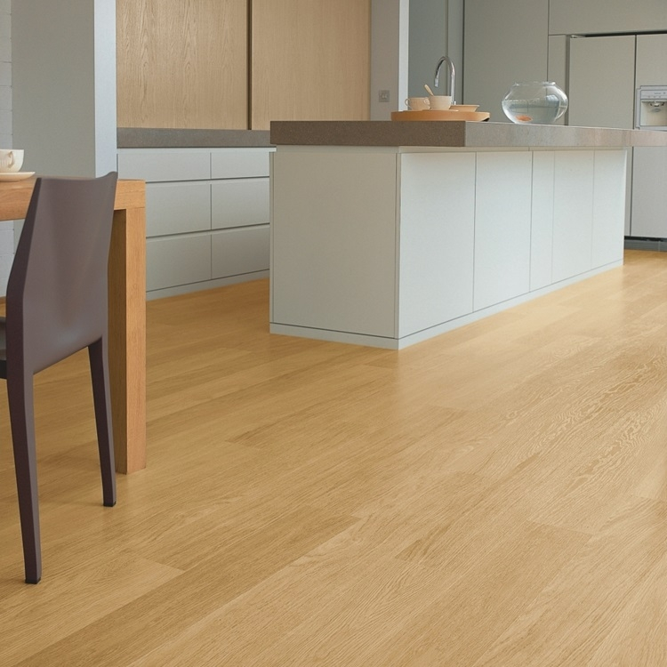 Quick Step Eligna Natural Varnished Oak Laminate Flooring Save