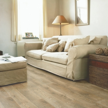 Quick-Step Eligna Old Oak Matt Oiled Laminate Flooring EL312