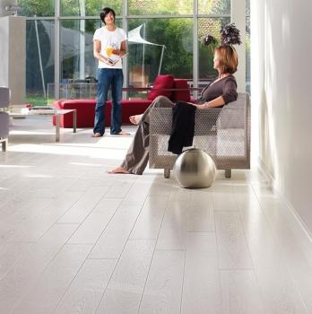 Quick-Step Perspective Wenge Passionata Laminate Flooring UF1300