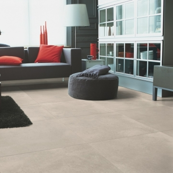Quick-Step Arte Polished Concrete Natural Laminate Flooring UF1246