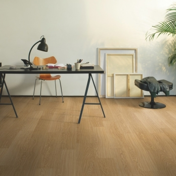 Quick-Step Classic Windsor Oak Laminate Flooring CLM3184