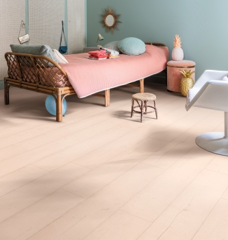 Quickstep Signature Painted Oak Rose
