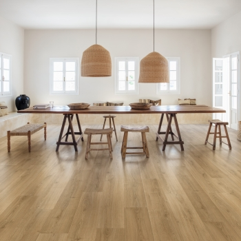 Quickstep Signature Brushed Oak Warm Natural