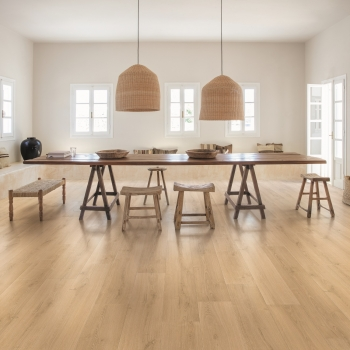 Quickstep Signature Brushed Oak Natural