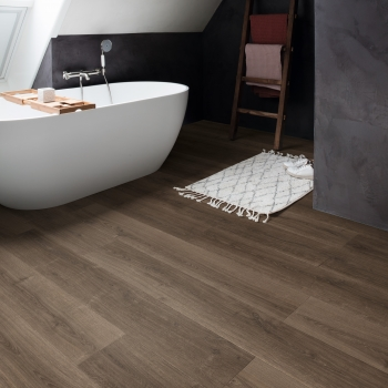 Quickstep Signature Brushed Oak Brown