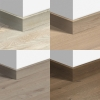 Quick-Step 80mm Wood Veneer Parquet Skirting Board