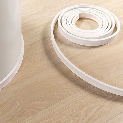 Quick-Step Flexible Paintable Skirting
