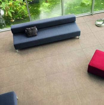 Quick-Step Arte Leather Tile Light Laminate Flooring UF1401
