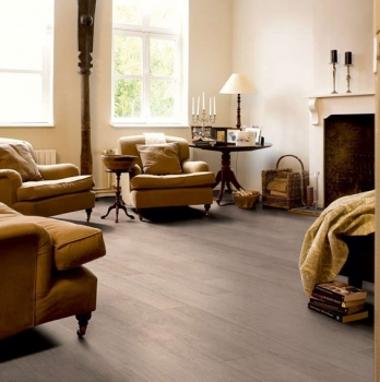 Quick-Step Classic Bleached White Oak Laminate Flooring CLM1291