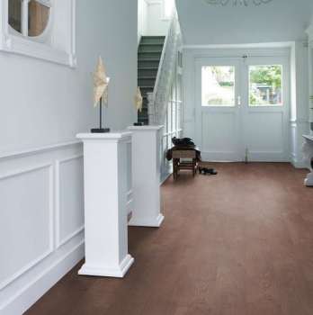 Quick-Step Classic Old Oak Natural Laminate Flooring CLM1381