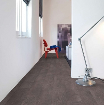 Quick-Step Classic Old Oak Grey Laminate Flooring CLM1382