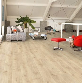 Quick-Step Creo Virginia Oak Natural Laminate Flooring CR3182