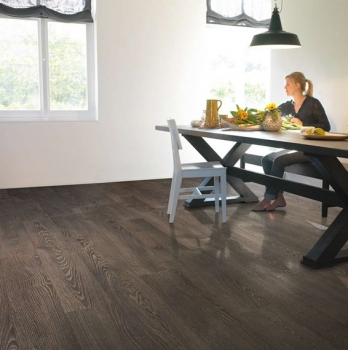 Quick-Step Elite Old Oak Grey Laminate Flooring UE1488