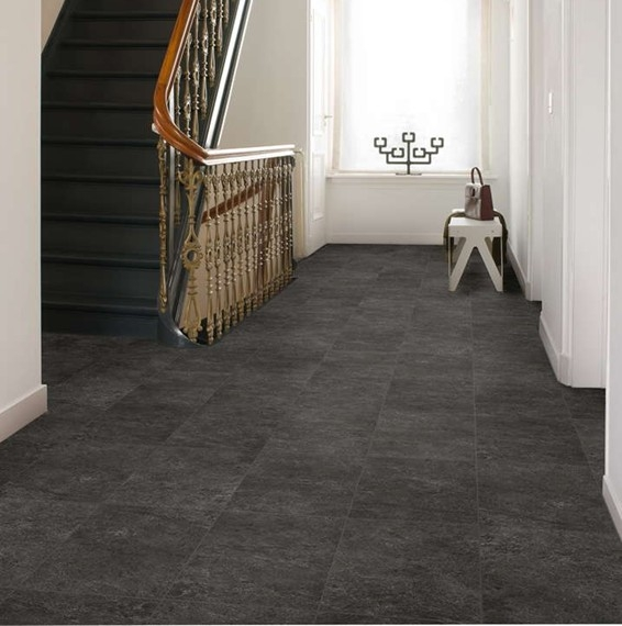Quick Step Exquisa Slate Black Laminate Floor Exq1550