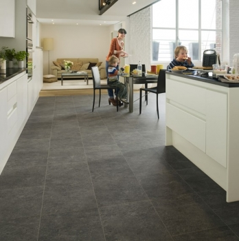 Quick-Step Exquisa Slate Dark Laminate Flooring EXQ1552