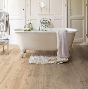 Quickstep Impressive Ultra Classic Oak Beige Laminate Flooring IMU1847